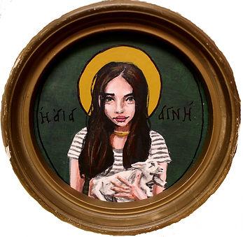 St. Agnes by Gracie Morbitzer