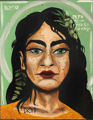 """St. Mary MacKillop 5x7"""" Print"""