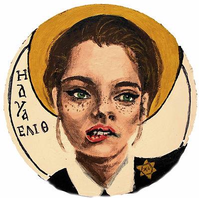 St. Edith Stein by Gracie Morbitzer