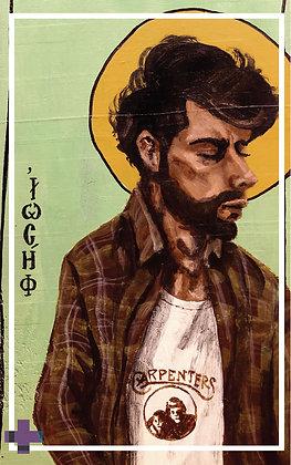 St. Joseph Prayer Card
