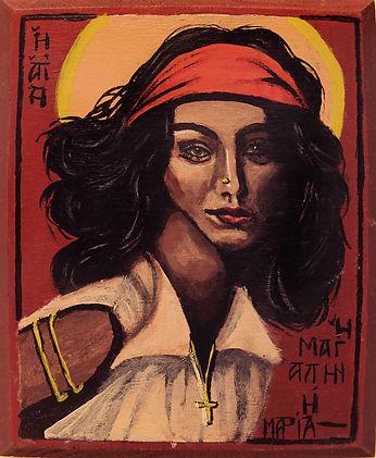 St. Mary Magdalene by Gracie Morbitzer