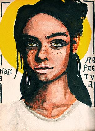 St. Perpetua 5x7 print