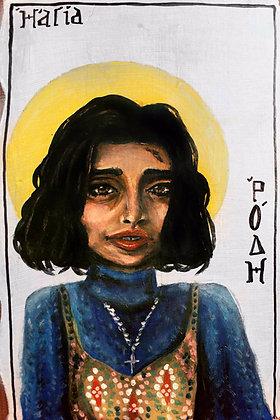 St. Rose of Lima 8x10 print