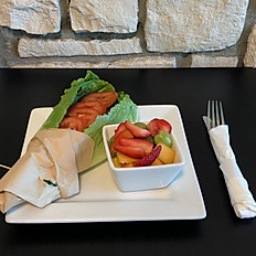 Vegan Lettuce Wrap