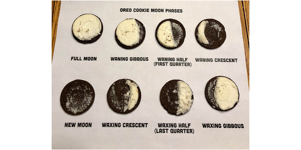 cookie moon phases