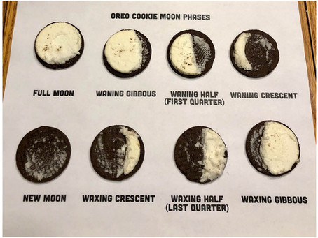 Delicious Moon Phases