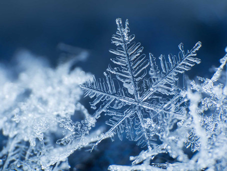 How Are Snowflakes Made?