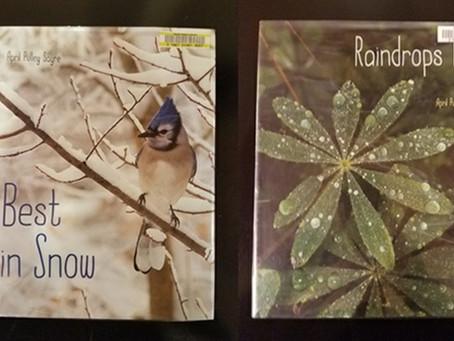 Naturalist Angela's Book Picks: 'Best in Snow,' 'Raindrops Roll'