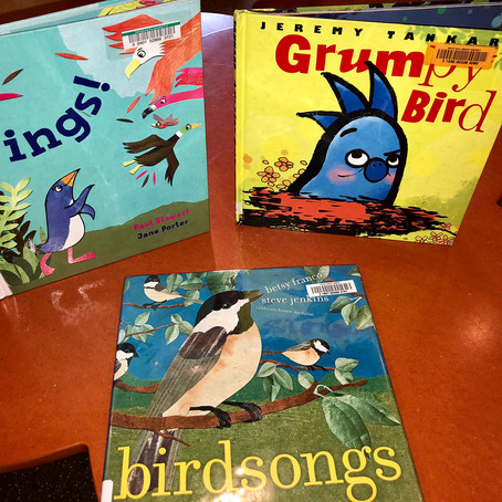 Nestle Up With These Bird Books
