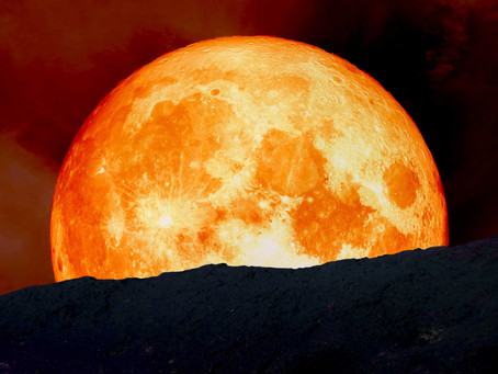 Don't Miss This Colorful Lunar Eclipse