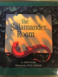 Image result for the salamander room