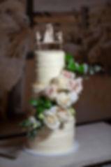 Mudgee Wedding cakes