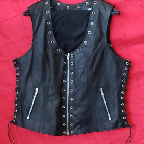 Ladies premium fashion vest