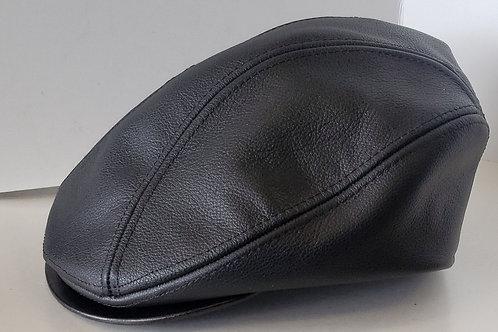 Black leather Ivy