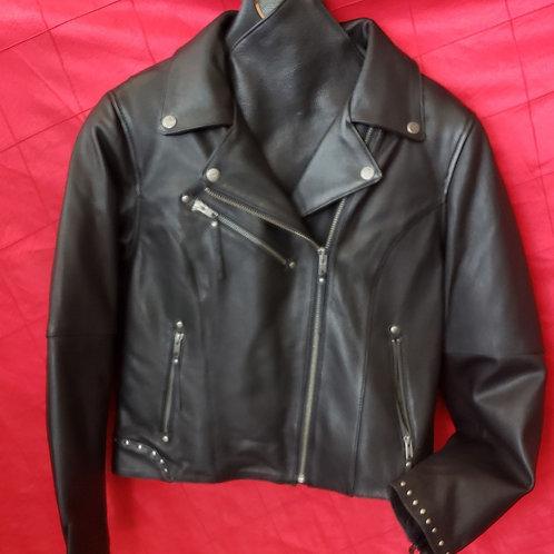 Ladies Scarlet star jacket