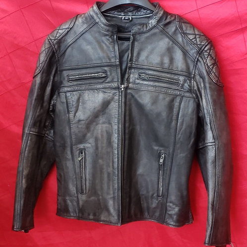 Men's distrust riding jacket