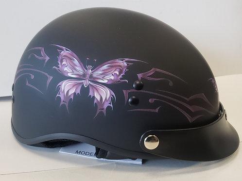 Ladies half helmet
