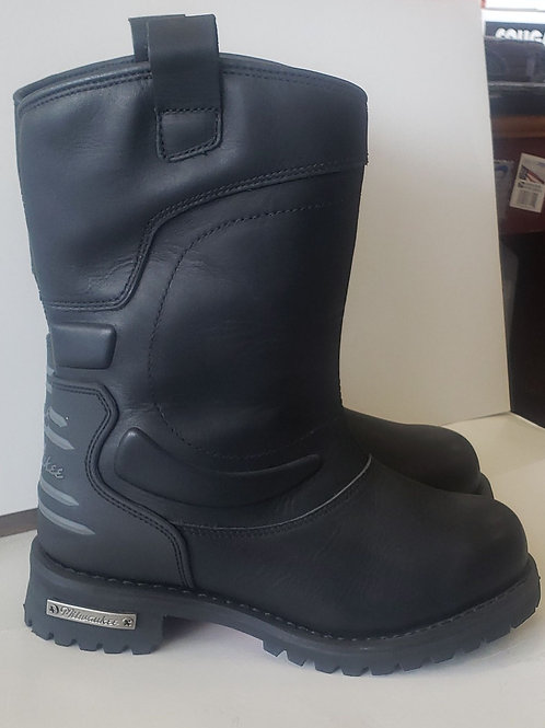 Mens Deluxe engineer riding boot