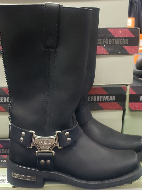 Ladies classic harness riding boot