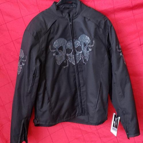 Men's skull textile