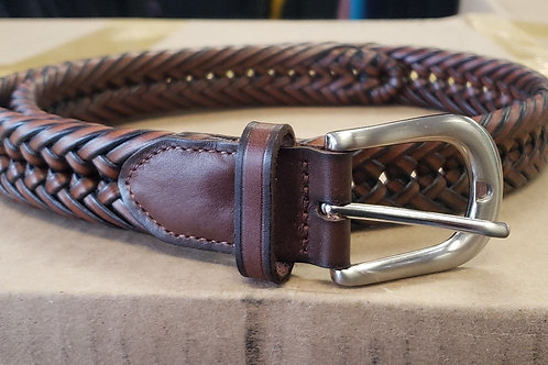 Braided belts