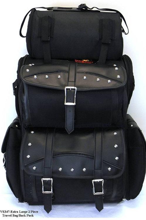 Sissybar studded bags