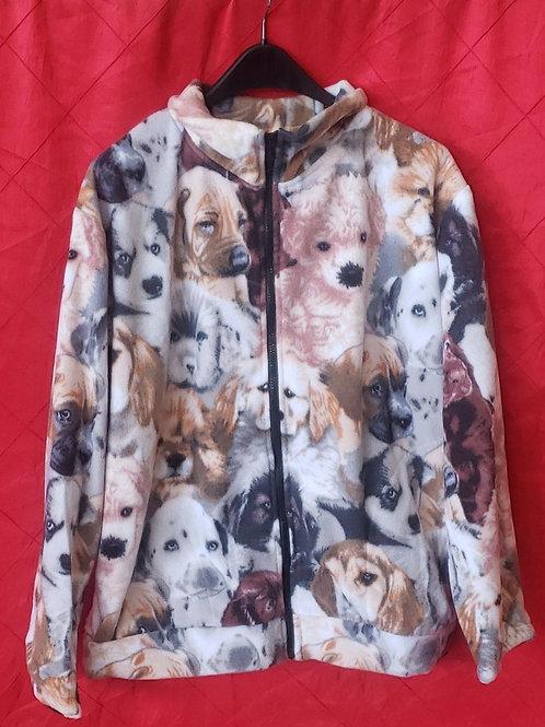 Puppy fleece