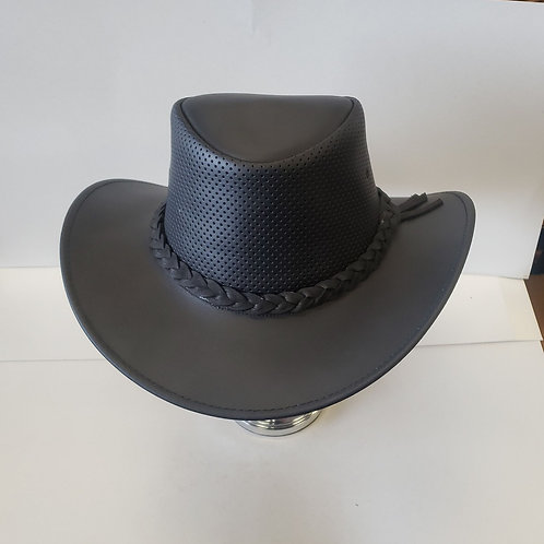 Leater hats
