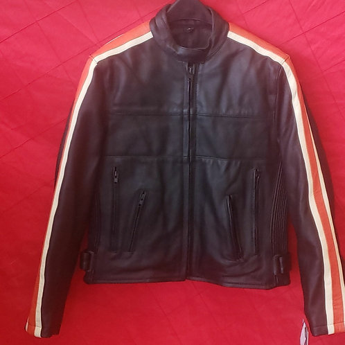 Ladies striped jacket