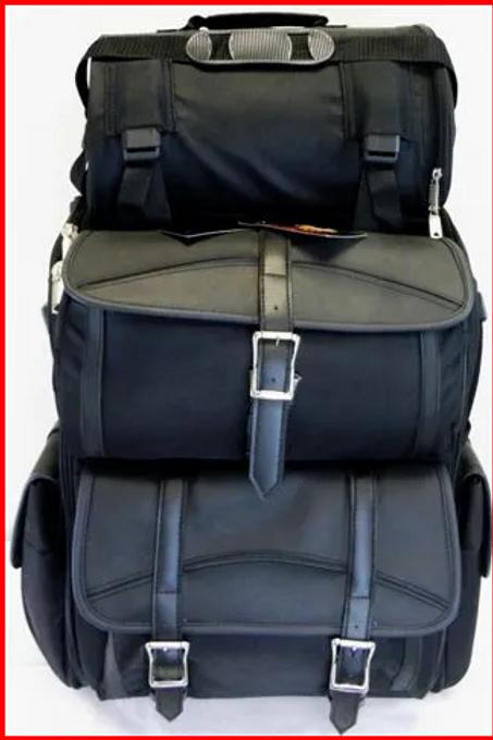 sissybar bags