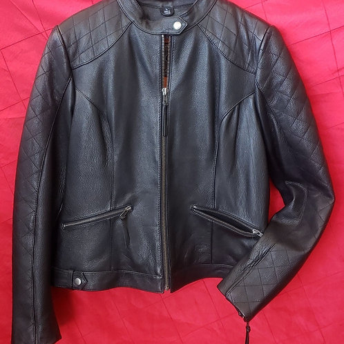 Ladies Black diamond jacket