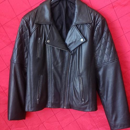Ladies lambskin jacket