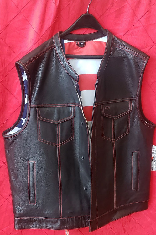 Men's USA  Club vest