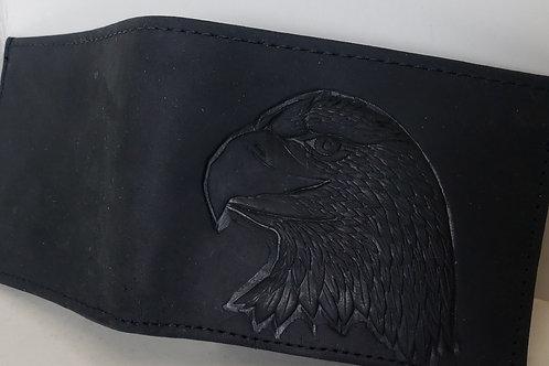 Bi fold Eagle wallet