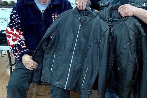 Men's riding jacket