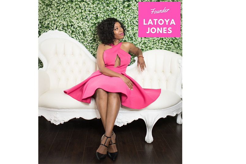 LaToya Jones founder BBN with sign2.png