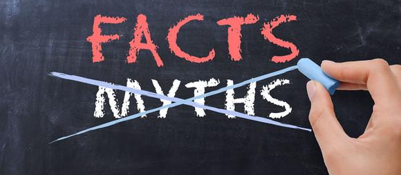 Omdömen på nätet: Här är de 3 vanligaste myterna som du kanske tror på?