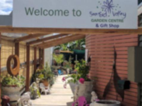 Samford Valley Garden Centre entry