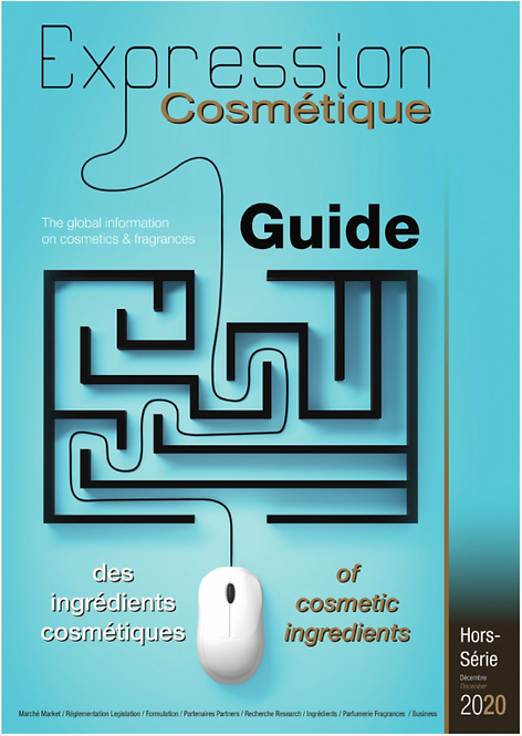 A-Z Cosmetic ingredients Guide 2020