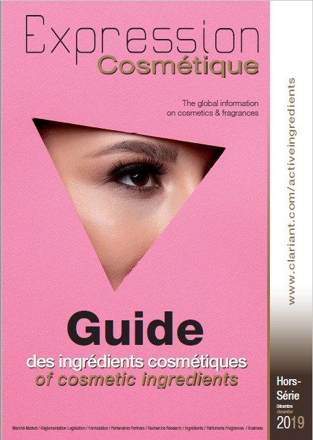 Guide A-Z des ingrédients cosmétiques 2019