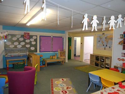 pre-scoolnursery room