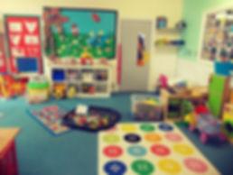 Emu Nursery Room