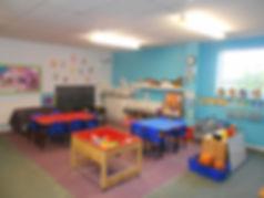 pe-school nursery room