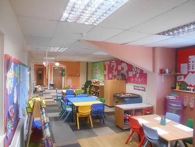 pre-school nursery rooms