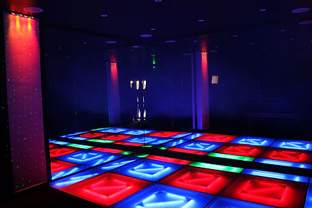 Private use out our Disco room