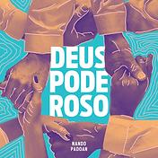 "Capa do Single ""Deus Poderoso"" gravado por Nando Padoan"