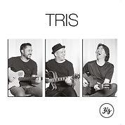 Capa do CD TRIS do Trio Tris