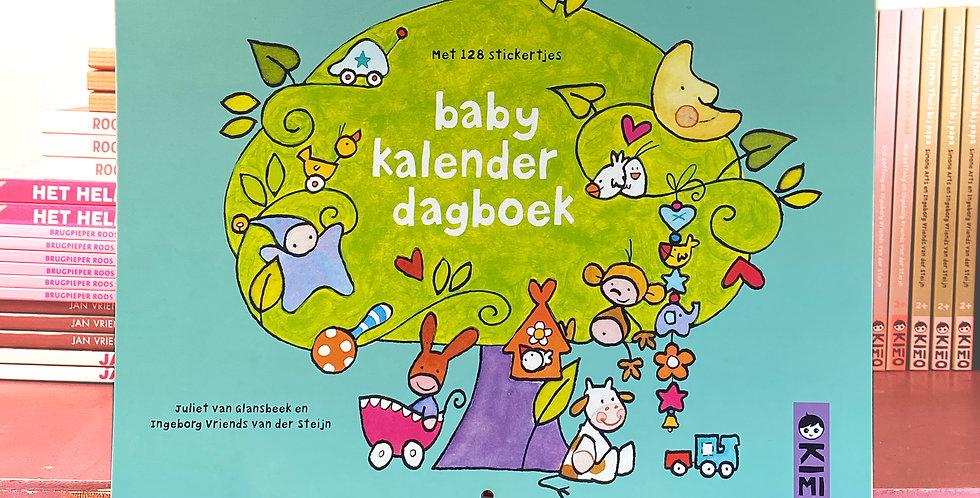 Babykalenderdagboek