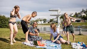 Sommertips for barna