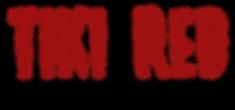 Tiki Red Logo